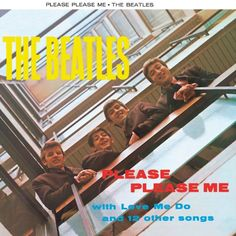BEATLES - PLEASE, PLEASE ME  WALL SIGN/ インテリア類/