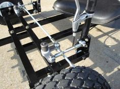 Reverse trike go kart finished pictures - DIY Go Kart Forum Build A Go Kart, Diy Go Kart, Reverse Trike, Soap Box Cars, Karting, Solar Car, Drift Trike, Go Car, Pedal Cars