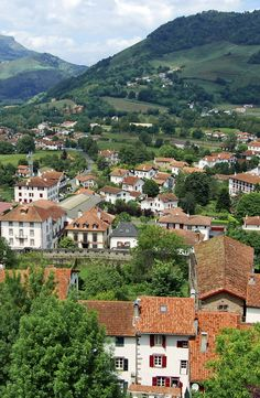 Visit St-Jean-Pied-de-Port — a traditional starting point for hiking the Camino de Santiago pilgrimage trail — on Day 3 of the Rick Steves Best of Basque Country of Spain & France tour.