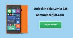 This guide contains  complete procedure you need to know for unlocking Nokia Lumia 735, Like from where to get the code, what is the process flow and how to input the codes in your phone. The whole process is very simple and will take just couple of minutes and even you didn't need any technical expertise at all.