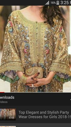 Pakistani Formal Dresses, Pakistani Wedding Outfits, Pakistani Dress Design, Indian Outfits, Pakistani Party Wear, Hijab Fashion, Fashion Dresses, Nice Dresses, Casual Dresses