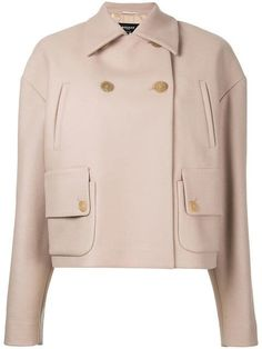 Designer Fitted Jackets - Explore New Season Styles Winter Wear, Autumn Winter Fashion, Fashion Details, Fashion Design, Jackett, Coat Patterns, Fashion Outfits, Womens Fashion, Coats For Women