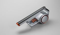 Handy Vacuum Cleaner on Behance