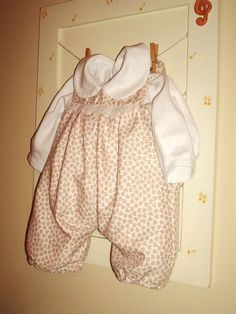 Baby romper <3  made with love