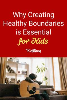 Why Creating Healthy Boundaries is Essential for Kids Build Something, Parenting Advice, Life Skills, Getting Organized, Back To School, Parents, Essentials, Teaching, Healthy