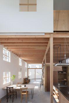 House in Hikone |   Tato Architects / Yo ShimadaLocation:...