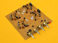circuito impreso del amplificador Audio Amplifier, Electronic Art, Triangle, Ankara, Printed Circuit Board, Log Projects, Box, Circuits, Tecnologia