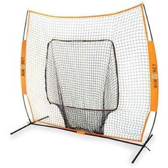 Batting Cages and Netting 50809: Bownet Big Mouth Practice Screen Bowbm -> BUY IT NOW ONLY: $149.99 on eBay!
