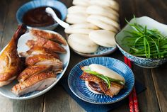 momofuku's chinese steamed lotus leaf buns recipe | use real butter
