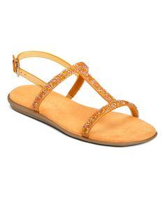 Light Orange Good Chlue Sandal