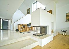 Haus H: moderne Häuser von Michelmann-Architekt GmbH