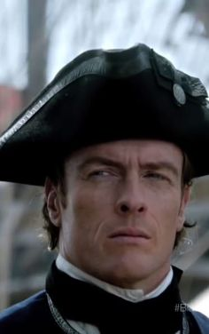 Toby Stephens, Black Sails Captain Flint...   and Dame Maggie Smith's son... was also Mr. Rochester in Jane Eyre BBC 2006 version