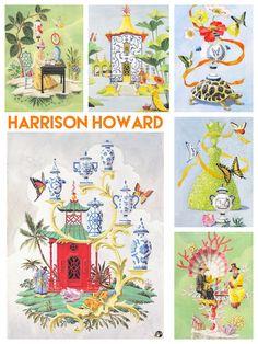Harrison Howard, American, b. 1954