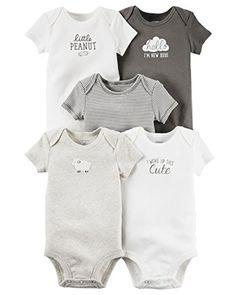 Carter's Baby Boys' 5 Pack Bodysuits (Baby) - Little Lamb... https://www.amazon.com/dp/B01DMV0GQG/ref=cm_sw_r_pi_dp_x_rv4OxbVSY7G09