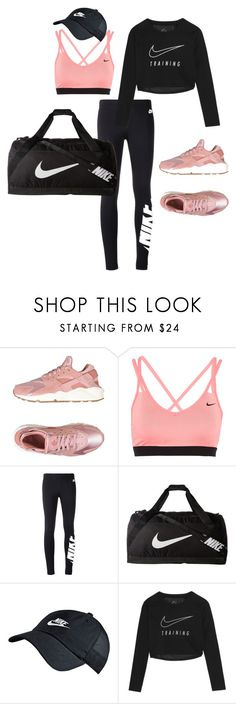"""""""Style 027"""" by stefanieb05 on Polyvore featuring NIKE"""