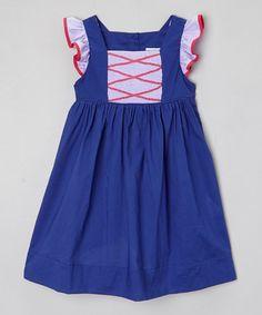 Loving this Purple Princess Dress - Infant, Toddler & Girls on #zulily! #zulilyfinds