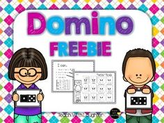 Domino Math (FREEBIE)