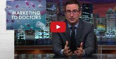 "John Oliver On ""Marketing To Doctors"" – Last Week Tonight HBO #KindredMagazine"