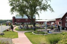 Festival at Orchard County Winery, Fish Creek, WI