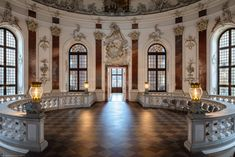 Impressionen: Schloss Bruchsal von innen | Monumente im Bild | monumente-im-bild.de