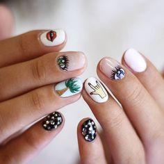Nail Art #nailedit