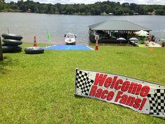 Lake Car Party