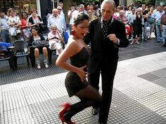 Best Street Tango - Buenos Aires, Argentina 11-08