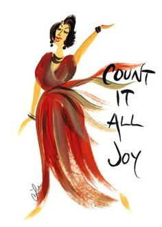 Count It All Joy Magnet by Cidne Wallace