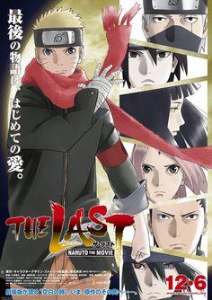 NARUTO Shippuden Movie Promo Reversible Poster Japan Sasuke Uchiha Kakashi F/S in Collectibles, Animation Art & Characters, Japanese, Anime