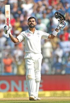 Read this exciting story from Cricket Today January With double centuries on Kohli's diet since July, England had to take their chances early if they were to nip Kohli's ambition in the bud. Cricket Today, India Cricket Team, Cricket Sport, Virat Kohli Beard, Anushka Sharma Virat Kohli, Virat Kohli Instagram, Ms Dhoni Photos, Childhood Images, Cricket Equipment