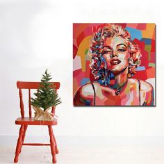Marilyn Monroe Baby Canvas 😍 Are you an avid pop art fan? So are we! 😋 Save this pin and discover more from Pretty Big Canvas, the canvas store you need for your home 🖼 With over 💯 different paintings by famous pop art artists like Andy Warhol and Roy Lichtenstein, you can be sure to find what you're looking for to decorate your living space with style 😎 And that's not the best part! 😄 Click to shop to see what great discounts are available at the Famous Pop Art Artists, Artists Like, Abstract Canvas, Canvas Wall Art, Baby Canvas, Marilyn Monroe, Art Boards, Roy Lichtenstein, Wall Art Prints