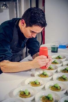 San Pellegrino Young Chef aan huis: Jo Grootaers van Altermezzo