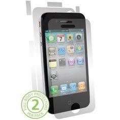 Apple iPhone 4/4S Full Body Protector by BodyGuardz