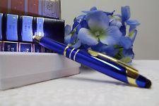 $10.99 Three  in 1 Lexi High Quality LED Light Stylus Pen Night Writer Blue w/Box