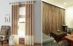 cortinas modernas para sala 2013