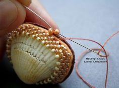 Pattern bijoux: Collana del Mare