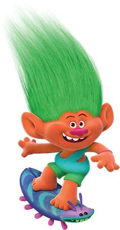 Aspen Heitz is a troll from the 2016 film Trolls. He is voiced by Ricky Dillon. From an early age, Aspen has lived up to his name by climbing to the highest peaks of the trees throughout Troll Town. Always on the move, he's often spotted skitterboarding through the foliage - unless he's taking a...