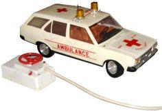 ambulancia-Rico Nostalgia, Automobile, Miniature Cars, Old Toys, Vintage Ads, My Childhood, Jeep, Memories, Christmas Ornaments