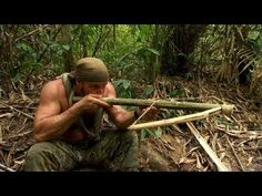 ▶ DIY Survival: Make a Crossbow from Scratch | Dual Survival - YouTube