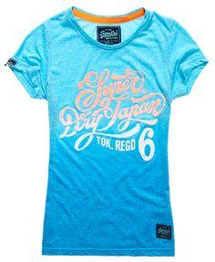 Superdry Tokyo 6 T-Shirt