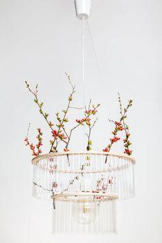 Accueil Living Category Winner: Etsy Design Awards 2020 | Etsy Flower Vases, Flower Arrangements, Art Deco, Double Glass, Ceiling Rose, Light Fittings, Basic Colors, Design Awards, Geometric Shapes