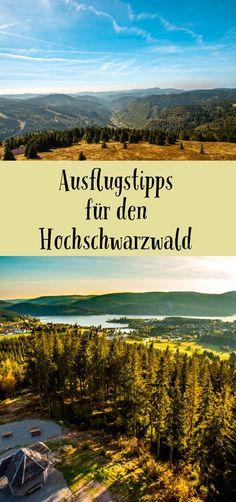 Ausflugstipps für den Hochschwarzwald in Baden-Württemberg. #ausflug #deutschland #reise #reisetipps #schwarzwald