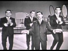 "Frankie Vallie and The Four Seasons"" first song released was ""Sherry"" in 1962."