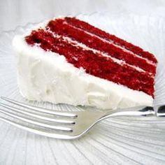 Nederlands recept Red Velvet Cake