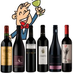 Dad s Favourites Mixed Case of 6 Wines