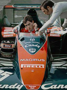 Ayrton Senna | Toleman F1 1983