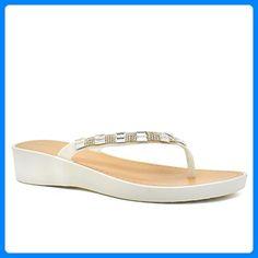 f2d60caec360 London Footwear , Damen hinten offen - Zehentrenner für frauen  ( Partner-Link)