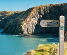 A walk at Stackpole to Broad Haven beach on the Pembrokeshire Coast ...Good selection of walks all over GB