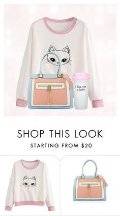 """""""Sin título #249"""" by paulapirez ❤ liked on Polyvore featuring Bow & Drape"""