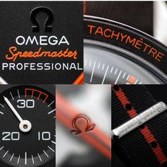 """982dae2a5d6 Omega Speedy Tuesday on Instagram  """"It s all about the details Speedmaster  ULTRAMAN  omega  omegawatch  omegawatches  speedmaster  moonwatch ..."""
